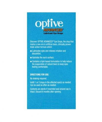 Optive Advanced 15ML