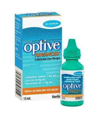 Optive Advanced 15ML | Chemistworks | Pharmacy Near Me | Chemist Near Me