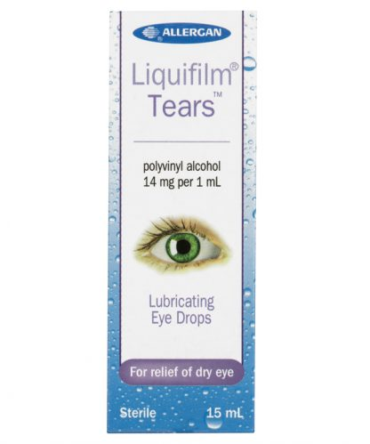 Liquifilm Tears 15ML | Chemistworks | Pharmacy Near Me | Chemist Near Me