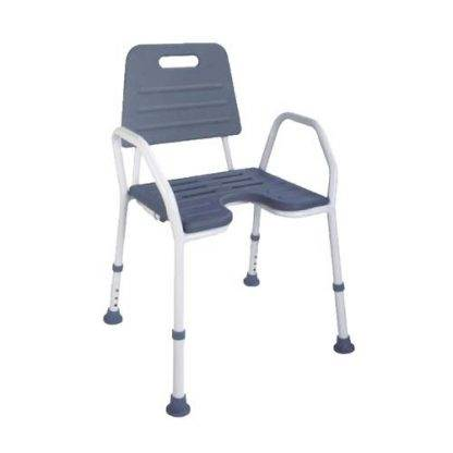 BBS Aluminium Shower Chair *PICK-UP ONLY