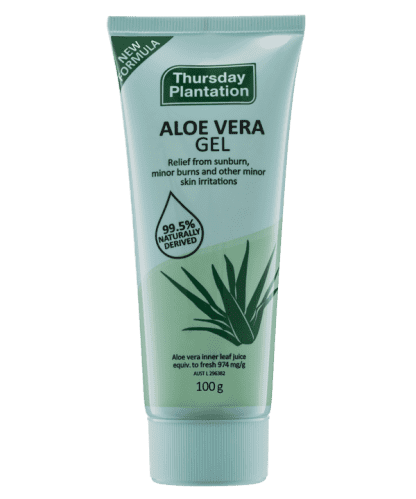 Thursday Plantation Tea Tree Aloe Vera Gel 100G | Chemist Near Me | Pharmacy Open Now