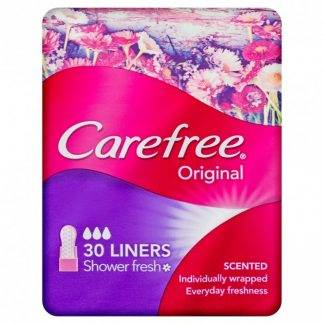 Carefree Shower Fresh 30 Liners