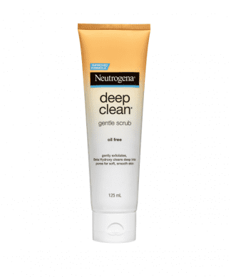Neutrogena Deep Clean Gentle Scrub 125ML | Chemist Open Now | Pharmacy Open Now