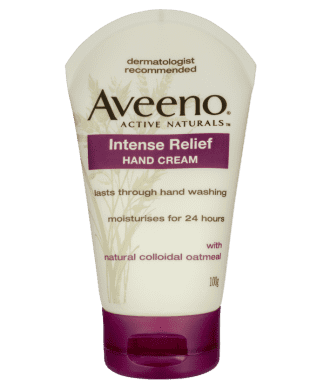 Aveeno Intense Relief Hand Cream 100G | Chemistworks | Pharmacy Near Me