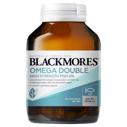 Blackmores Omega Daily Concentrated Fish Oil 90 Caps