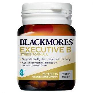 Blackmores Executive B 28 Tablets