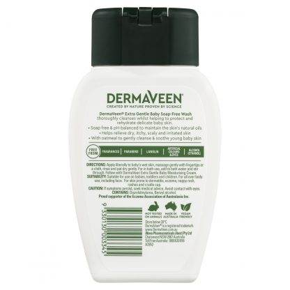 Dermaveen Extra Gentle Baby Soap Free Wash 250ML | Chemist Near Me | Pharmacy Open Now