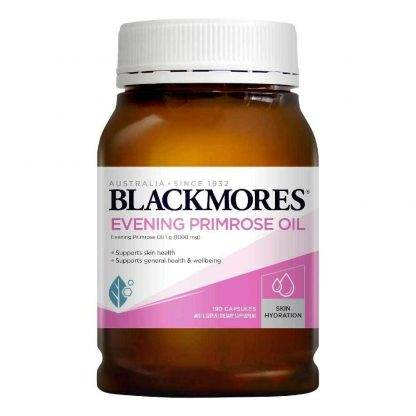 Blackmores Evening Primrose Oil 190 Capsules
