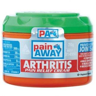 Painaway Arthritis Cream 70G Jar
