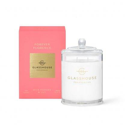 Glasshouse Candle Forever Florence 380G