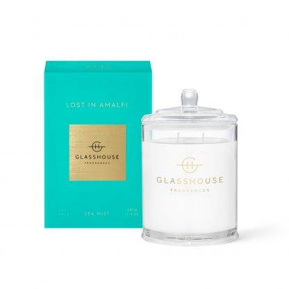 Glasshouse Candle Lost In Amalfi 380G