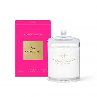 Glasshouse Candle Rendezous 380G