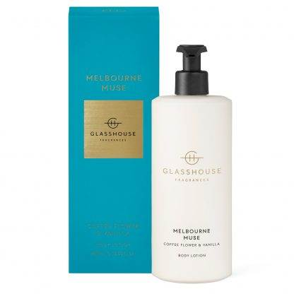 Glasshouse Body Lotion Melbourne Muse 400ML