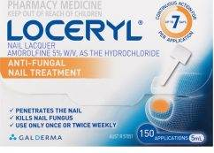 Loceryl Nail Lacquer 5mL