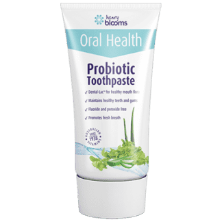 Henry Blooms Probiotic Toothpaste 100GM