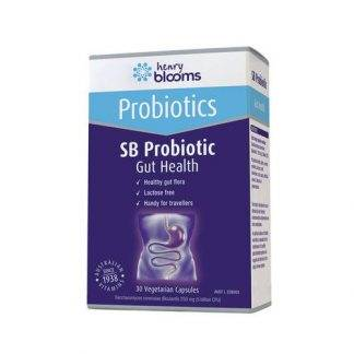 Henry Blooms SB Probiotic Gut Health 30 Capsules