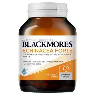 Blackmores Echinacea Forte 150 Tablets