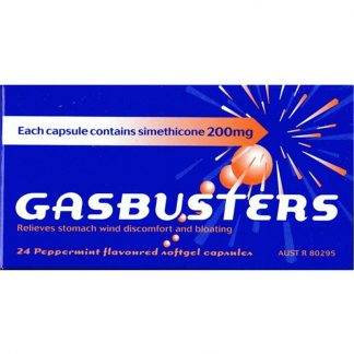 Gas Busters 24 Capsules