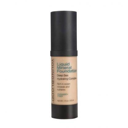 Young Blood Liquid Mineral Foundation Barbados