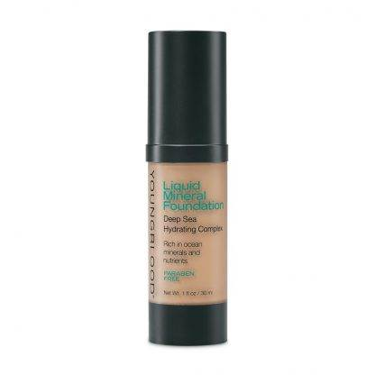 Young Blood Liquid Mineral Foundation Caribbean
