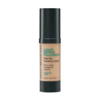 Young Blood Liquid Mineral Foundation Golden Tan