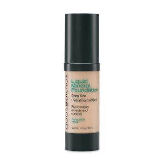 Young Blood Liquid Mineral Foundation Pebble