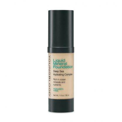 Young Blood Liquid Mineral Foundation Shell