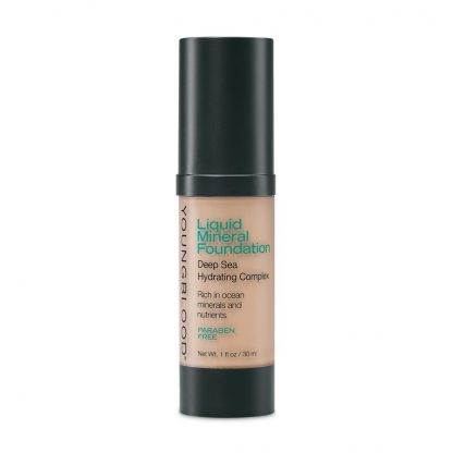 Young Blood Liquid Mineral Foundation Sun Kissed