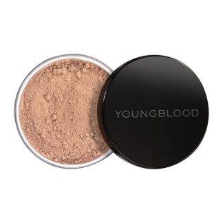 Young Blood Loose Mineral Foundation Honey