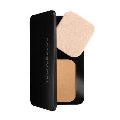 Young Blood Pressed Mineral Foundation Warm Beige
