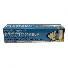 Proctocaine Ointment 15G