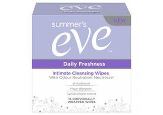 Summer Eve Intimate Cleansing Wipes