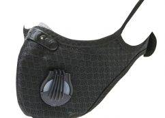 Reusable Sport Mask With Exhalation Valves