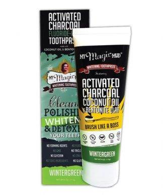 My Magic Mud Activated Charcoal Toothpaste 113g