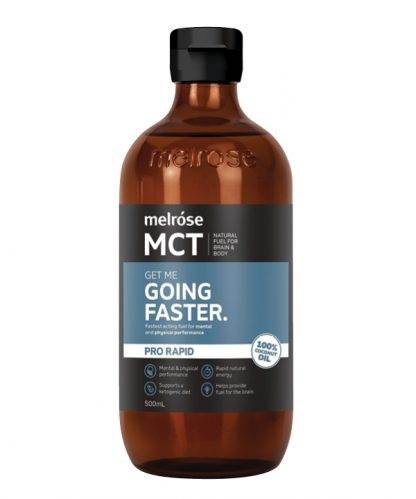Melrose MCT Oil Going Faster
